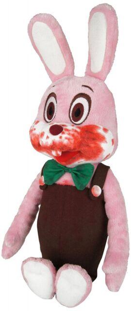 Silent Hill - Robbie the Rabbit Plüsch 36cm Stofftier NEU plush NEW Hase
