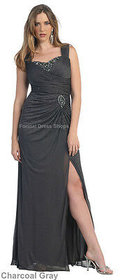 Sale Mother Of The Bride Designer Cap Sleeve Dress Plus Size Formal Evening Gown