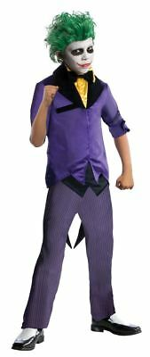 Joker Gotham Batman kids boys Halloween costume](Joker Costume For Boys)