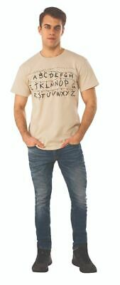 Rubies Stranger Things Netflix Alphabet Wall T Shirt Halloween Costume 821131 (Halloween Abc)