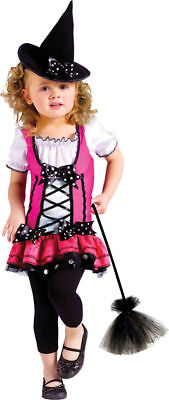 Morris Costumes Toddlers Classic Halloween Witches Dress 3T-4T. FW122031TL - Classic Toddler Halloween Costumes