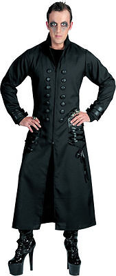 Funny Costumes For Teens (Gothic Coat for Teens/Adults Size M (42/44) New by  Funny Fashion)