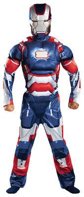 Morris Costumes Boys Iron Patriot Classic Music Costume 10-12. DG55658G