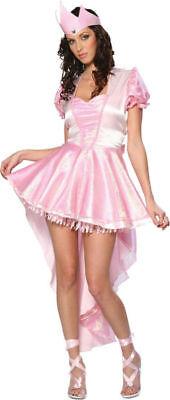 Morris Costumes Women's Glinda Ballerina Witch Complete Costume L. CS696LG - Women Ballerina Costume
