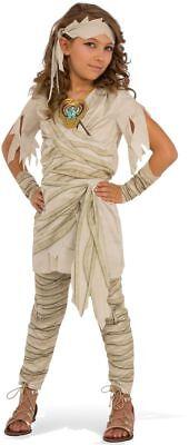 Rubies Untot Diva Mumie Ägyptisch Tomb Kinder Mädchen Halloween Kostüm 630911