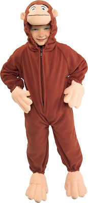Morris Costumes Curious George Child Small. RU885500SM