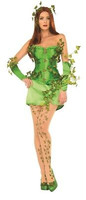 Deluxe Poison Ivy Adult Womens Costume NEW