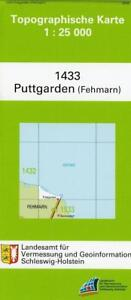 Puttgarden (Fehmarn) 1 : 25 000 (2016, Karte)