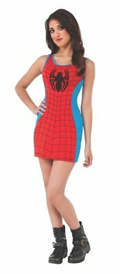 Rubies Marvel Spider-Girl Tank Dress Adult Womens Halloween Costume 820029 - Marvel Spider Girl Costume
