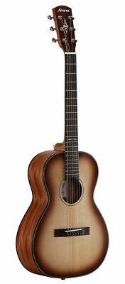 Alvarez DeltaDeLite Mini Blues Acoustic Guitar Shadowburst