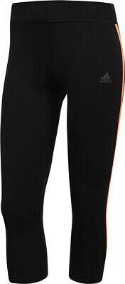 3/4 Capri Tight (adidas Damen Sport Fitness Lauf Hose Response 3/4 Capri TIGHT Climacool CF6218)