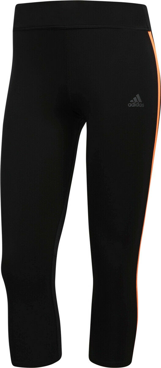 adidas Damen Sport Fitness Lauf Hose Response 3/4 Capri TIGHT Climacool CF6218