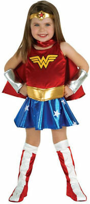 Tv Toddlers (Morris Costumes Toddlers Tv & Movie Characters Wonder Woman Outfit)