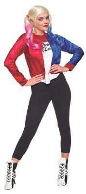 Rubies Dc Comics Suicide Truppe Harley Quinn Satz Teen Halloween Kostüm (Harley Quinn Kostüm Teen)