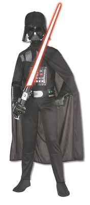 Rubies Star Wars Darth Vader Sith Lord Kind Jungen Halloween Kostüm 882009