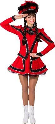 Orl - Damen Kostüm Funkenkostüm Gardetanz Karneval Fasching