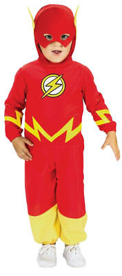 Tv Toddlers (Morris Costumes Toddlers Tv & Movie Characters Flash Jumpsuit 2-4.)