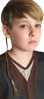 Morris Costumes New Long Pigtail Like The Jedi Knight Braid. RU5059](Jedi Braid)