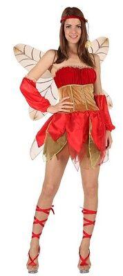 Kostüm Elfe Fee Schmetterling Gr. 38 40 Faschingskostüm Damen