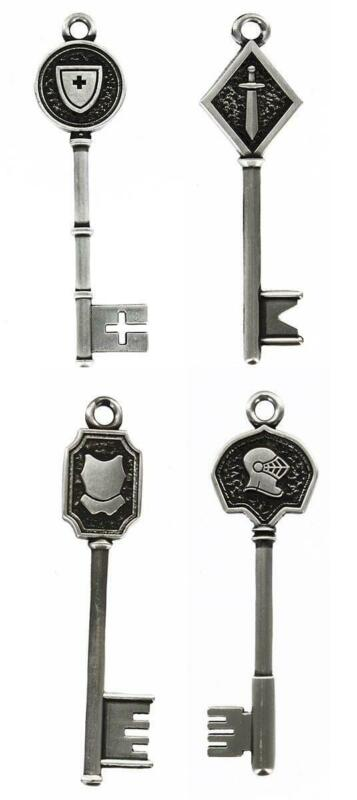 Resident Evil Arcade Block Key Replicas, Set of 4