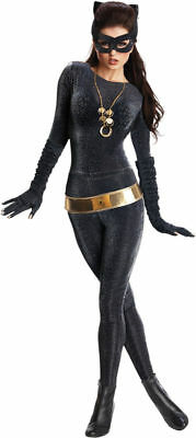 Morris Costumes Women's Superheroes & Villains Batman Costume M. - Women Villains Costumes
