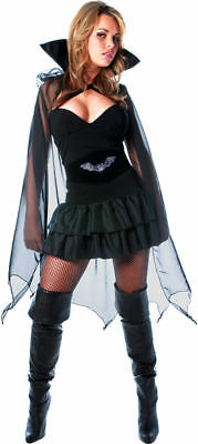 Morris Costumes Women's Classic Halloween Vampire Dress L. UR29004LG - Vampires Costumes Halloween