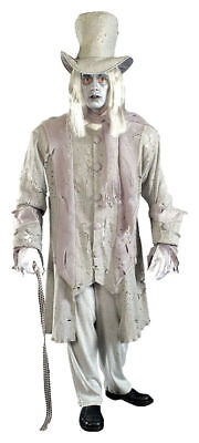 Morris Costume Men's Classic Halloween Ghost Gentleman Costume One Size. FM56529 (Gentleman Ghost Costume)