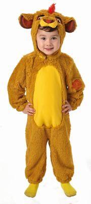 Rub - Disney Die Garde der Löwen Kinder Kostüm Fury Kion