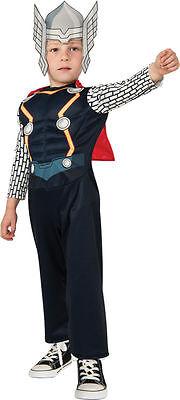 skel Kleinkind Kostüm Marvel Comics Größe 2T-4T Neu 620017 (Thor Kostüm Baby)