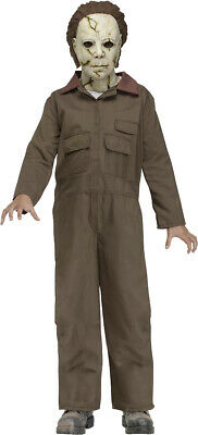 Michael Myers Costume Child (Child's Boy's Halloween Michael Myers)