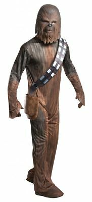 Adult Men Star wars Chewbacca Halloween Costume dress up Size Medium Adult - Chewbacca Halloween Costumes