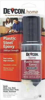 Devcon High Strength Plastic Steel Steel Filled Epoxy 62345