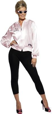 Damen 1950er Jahre 50er Fett Pink Kostüm Kleid Outfit UK 4-22 (Übergröße Fett Kostüm)