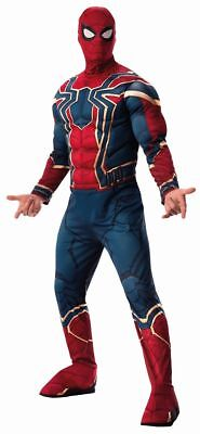 Rub - Marvel Avengers Deluxe Herren Kostüm Iron Spiderman