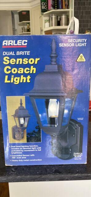 Sensor Coach Light Outdoor Lighting