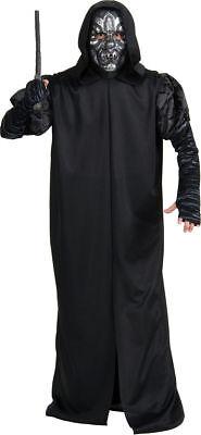 Morris Costumes Men's Harry Potter Death Eater Costume Standard Size. - Death Eater Costume