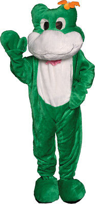 Adult Frog Costumes (Morris Costumes Frog Mascot Adult One Size.)