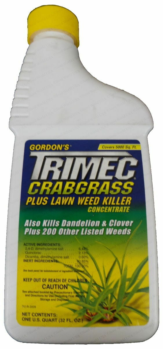 Gordon's Trimec Fingerhirse Killer Konzentrat - 1 Qt