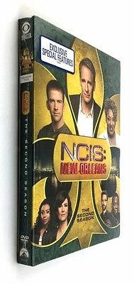 NCIS: New Orleans: Season Two 2 (DVD, 2016, 6-Disc Set)