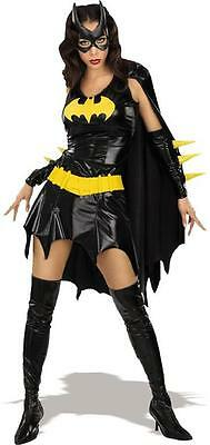 girl Superheldenkostüm Kleid Neu RU56070 (Batgirl Superhelden-kostüm)