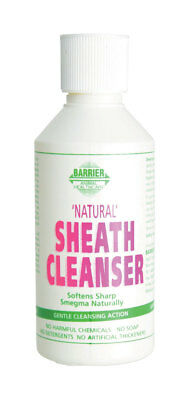 Barrier Natural Sheath Cleanser For Horses and Ponies 250ml - Sheath Cleanser