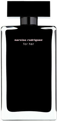 NARCISO RODRIGUEZ FOR HER By Narciso Rodriguez EDT 3.3 / 3.4 oz New Tester