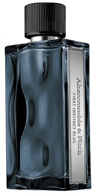 Abercrombie & Fitch First Instinct Blue cologne him 3.4 / 3.3 oz EDT New Tester