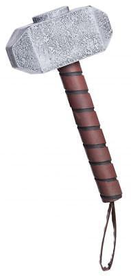 Marvel Thor's Hammer - Classic Comic Version - 39 cm - Kostüm Zubehör - Marvel Comic Kostüm
