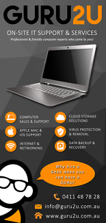 Guru 2U - On-site Home & Business Computer Support