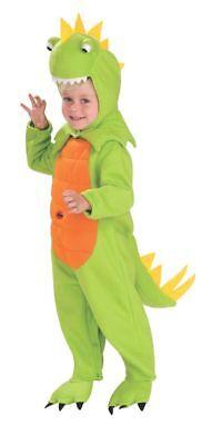 Rubies Dinosaurier Grün T-Rex Ton Chip Kleinkind Jungen Halloween Kostüm - Kind Grün T Rex Kostüm