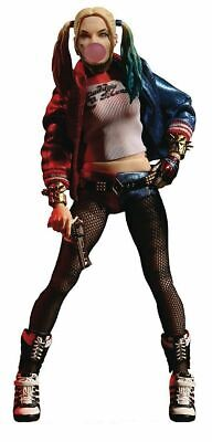 Mezco One:12 Collective Suicide Squad Harley Quinn Action Figure *New ~ Sealed