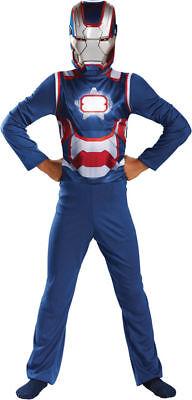 Morris Costumes Iron Patriot Child Basic 4-6. DG55640L