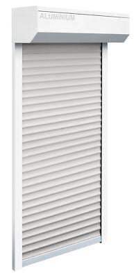 Schellenberg Vorbaurolladen Komplett-Set für Fenster, Höhe und Breite kürzbar