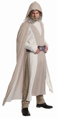 Rub - Star Wars Deluxe Herren Kostüm Luke Skywalker Karneval ()